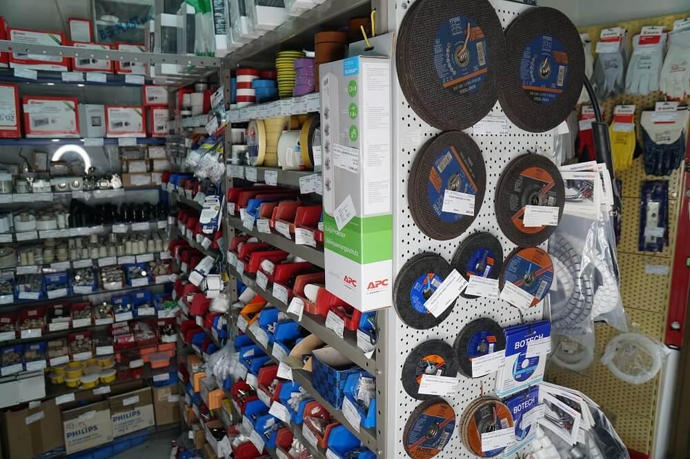 elektromaterijal za vaš dom Fakt elektromaterijal 1