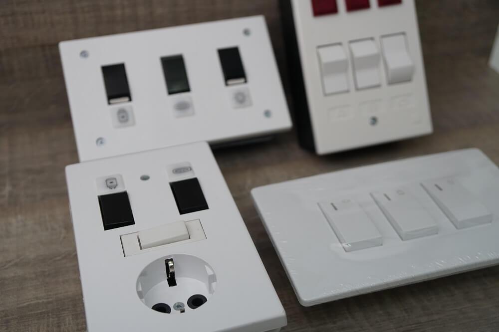 elektromaterijal za vaš dom Fakt elektromaterijal 3