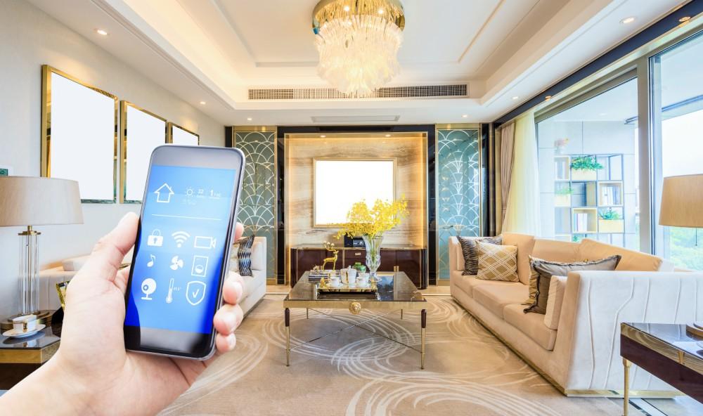 Prekidači na dodir sa Wi-Fi upravljanjem
