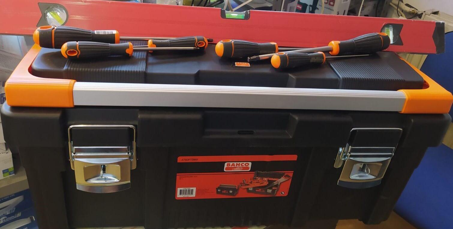 Profesionalni kofer za majstore